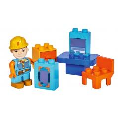PlayBig Bloxx Big PlayBig BLOXX Bořek Starter set, 3 druhy, DP12