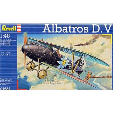 Albatross D V