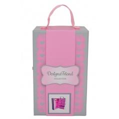Mac Toys Cestovní šatní skříň Designa