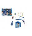 Teddies Sada doktor/ lékař stetoskop na baterie plast v krabici 37x28x6cm