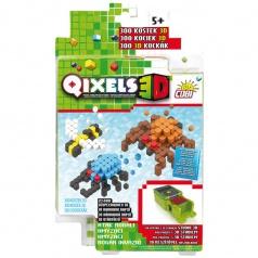 COBI QIXELS 3D Tématické sada (6 druhů)