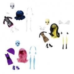 Mattel Monster High SESTAV SI PŘÍŠERKU DOPLŇKY ASST