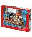 Dino dětské puzzle Krtek a orel 24D