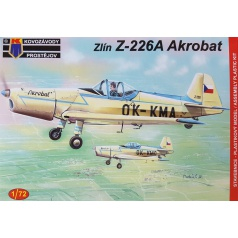 Kovozávody Prostějov Zlin Z-226A Akrobat
