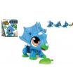 Build a Bot dinosaurus/robot sada plast 20ks na baterie v krabici 30x28x5,5cm