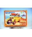 Monti System Stavebnice Monti 48 Baywatch Land Rover v krabici 22x15x6cm