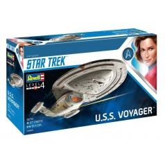 Revell Plastic ModelKit Star Trek 04992 - U.S.S. Voyager (1:670)
