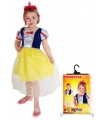 Dětský karnevalový kostým Sněhurka, vel. M