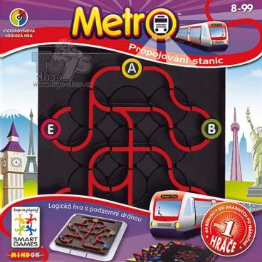 Mindok Smart - Metro hra