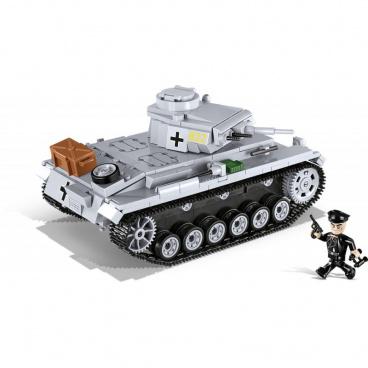 Cobi II WW Panzer III Ausf E 470 k 1 f