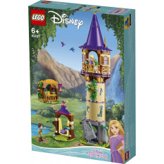 LEGO Rapunzel vo veži