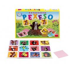 Dino Velké Krtečkovo pexeso-nové  hra