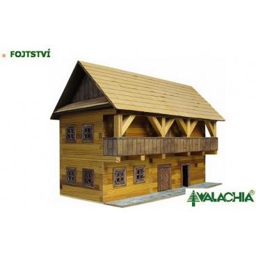 Walachia dřevěná stavebnice - Fojtství