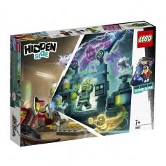 LEGO Hidden Side 70418 J. B. a jeho laboratórium plné duchov