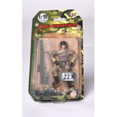 Mac Toys Vojáčci assort 16 druhů