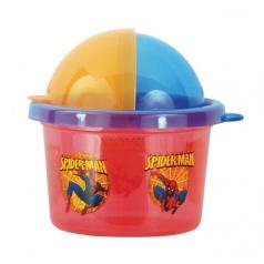 """Nádoba na svačinu """"Spiderman"""", set 3 ks"""