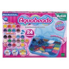 Aquabeads Velká souprava s korálky