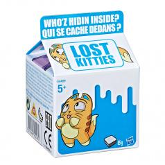 Hasbro Lost Kitties Kočička v mlíčku, Assort E4459