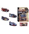 Majorette Autíčko kovové WRC, 4 druhy