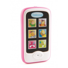 Cotoons Smartphone, 2 druhy