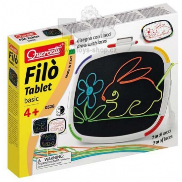 Quercetti Filó Tablet Basic