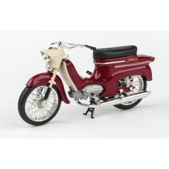 ABREX Jawa 50 Pionýr typ 21 (1967) 1:18 - Tmavě Červená