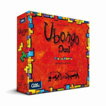 ALBI splečenská hra Ubongo duell