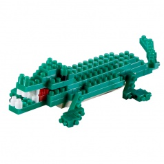 Brixies stavebnice Krokodýl