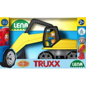Truxx bagr v okrasné krabici