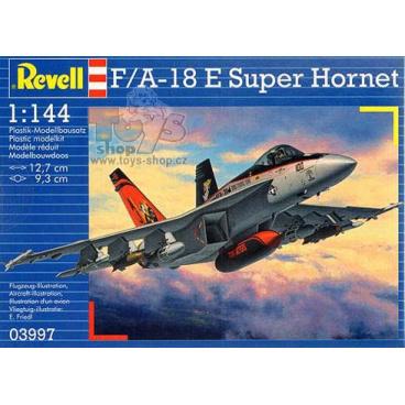 Revell model 03997 letadlo F/A - 18E Super Hornet