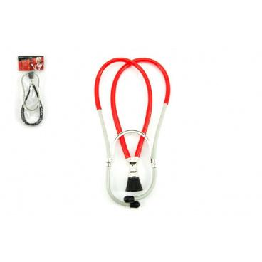 Teddies Stetoskop doktorský plast 26cm v sáčku