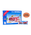 SIKU World - Požární stanice + dárek
