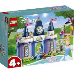 Lego Disney 43178 Popelka a oslava na zámku