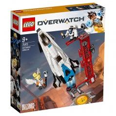LEGO Overwatch 75975 Watchpoint: Gibraltár