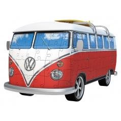 Ravensburger 3d puzzle VW autobus 162 dílků