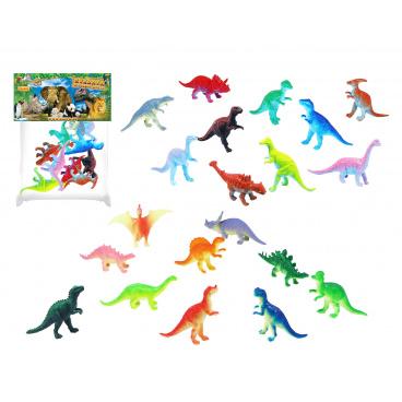 rappa hračky dinosauři v sáčku 10ks