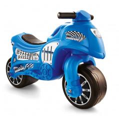 Dolu Odrážedlo motorka modrá
