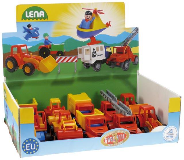 Lena asortiment Mini Compact v Displeji