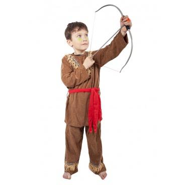 Dětský karnevalový kostým indián, vel. M