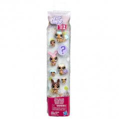 Hasbro Littlest Pet Shop Frosting Frenzy 8ks zvířátek
