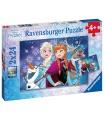 Ravensburger dětské puzzle Disney Frozen Ledové království 2x24 dílků