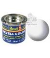 Revell emailová barva 32105 matná bílá 14ml