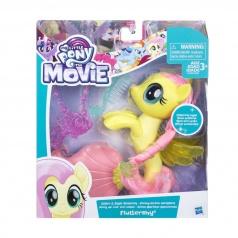 Hasbro My Little Pony Mořský poník 15cm s módními doplňky asst