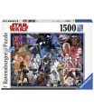 Ravensburger Disney: Vesmír Star Wars 1500 dílků