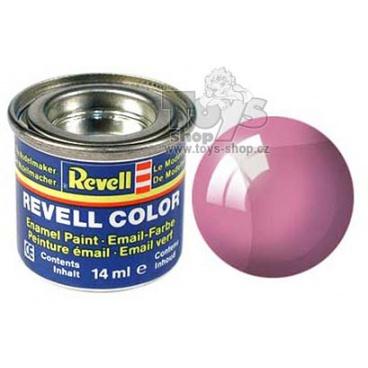 Revell emailová barva 32731 čirá červená