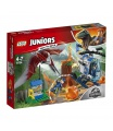 LEGO Juniors 10756 Jurassic World Útěk Pteranodona