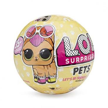 MGA L.O.L. Surprise Pets Asst in PDQ Wave 1, různé druhy