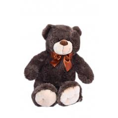 Mac Toys Medvěd tmavě hnědý 54cm