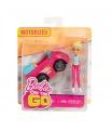 Mattel Mini Barbie na cestách Mini vozítková panenka, různé druhy