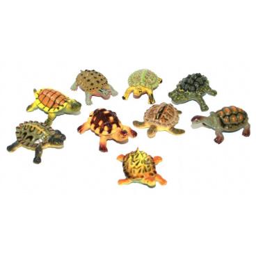 rappa hračky želvy v sáčku, 9ks